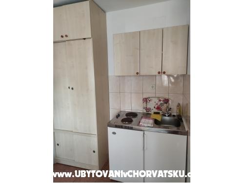 Apartmány Selak - Makarska Chorvátsko