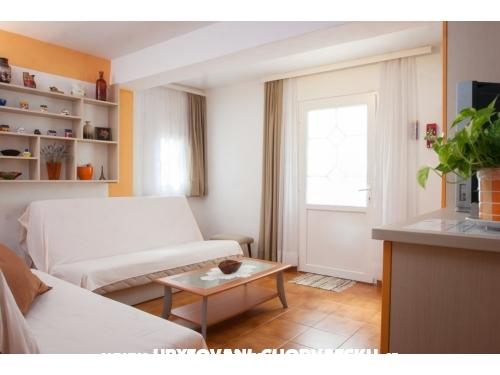 Apartmány Sumic Makarska - Makarska Chorvatsko