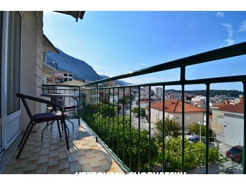 Apartmaji Villa Luce - Makarska Hrvaška