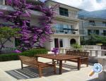 Makarska Ferienwohnungen Villa Luce