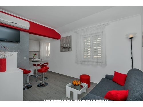 Appartements VUKOVIĆ Makarska *** - Makarska Croatie