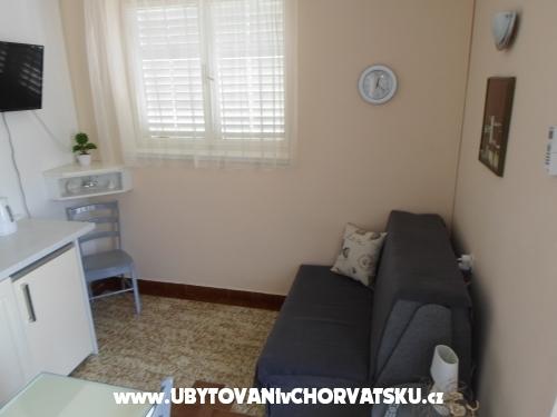 Apartmanok VUKOVIĆ Makarska *** - Makarska Horvátország