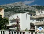 Appartments Mira i Zdenko Roso - Makarska Kroatien