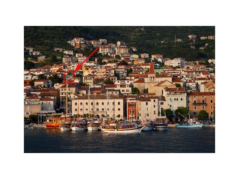 Villa Centar - Makarska Хорватия