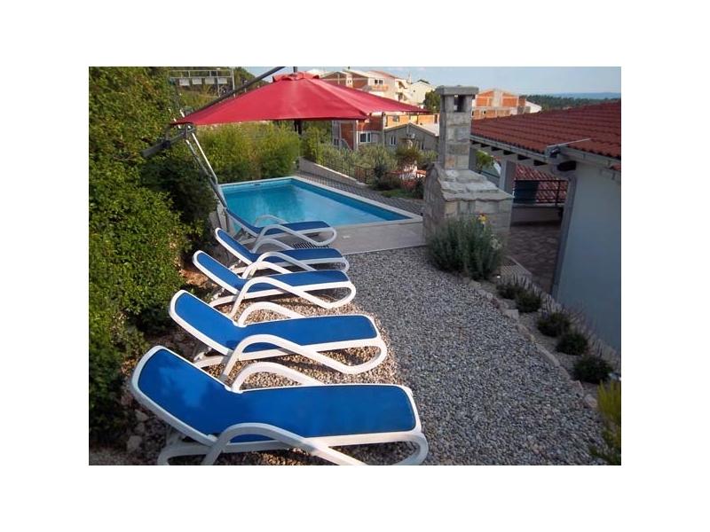 Maison de vacances Klarisa - Makarska Croatie