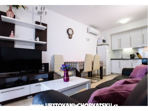 Luxury Appartement villa Dusanka - Makarska Kroatië