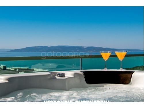 Luxury Apartmány + beach parking - Makarska Chorvátsko
