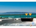 Luxury Apartmány + beach parking - Makarska Chorvatsko