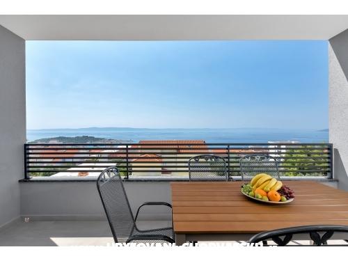 Luxury Apartmaji + beach parking - Makarska Hrvaška