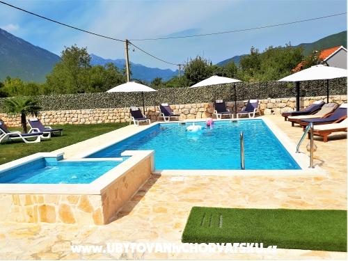 Luxury Villa Poquito - Makarska Chorvátsko
