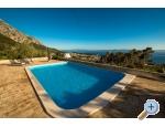 Ferienwohnungen mit Pool MAMato - Makarska Kroatien