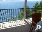 Appartements Sliskovic, 1. line to sea - Makarska Kroatien