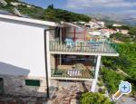 Appartementen Sliskovic, 1. line to sea - Makarska Kroatië