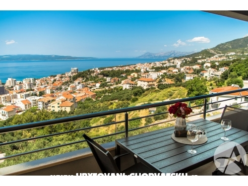 Seaview апартаменты in quiet area - Makarska Хорватия