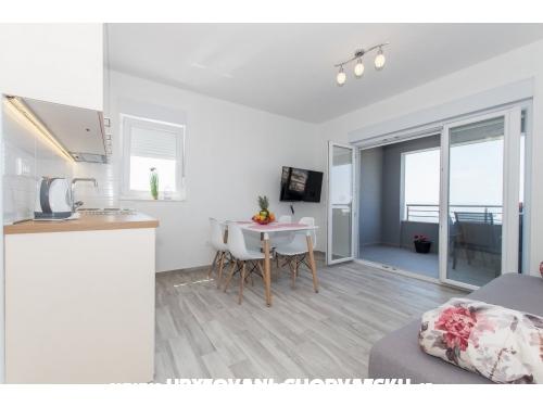 Seaview Apartmani in quiet area - Makarska Hrvatska