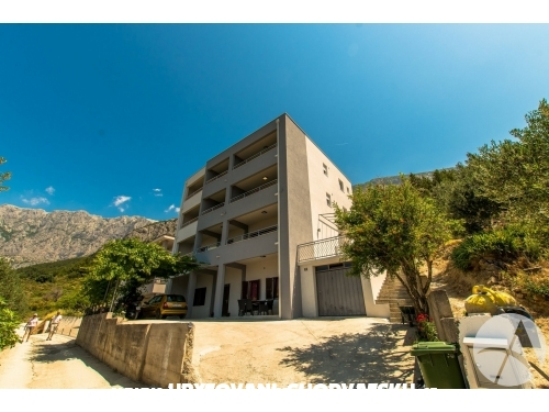 Seaview Apartments in quiet area - Makarska Croatia