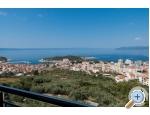 Seaview Ferienwohnungen in quiet area - Makarska Kroatien
