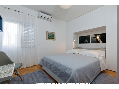 Appartementen & rooms Nugal - Makarska Kroatië