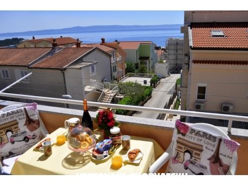 Apartmanok Veselko Beus - Makarska Horvátország