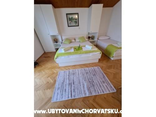 Vila Olga - Makarska Chorvátsko