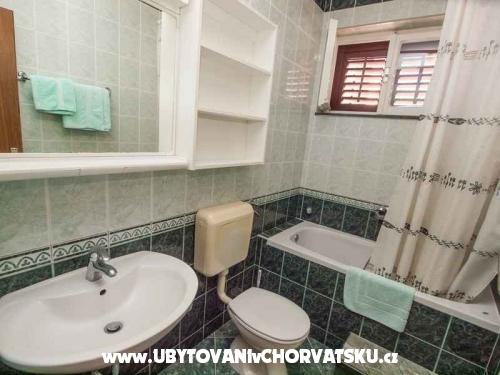 Vila Roza - Makarska Хорватия