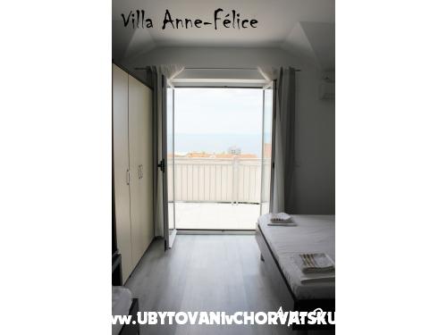 Villa Anne - F�lice - Makarska Chorv�tsko