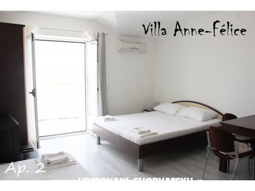 Villa Anne - Félice - Makarska Hrvatska