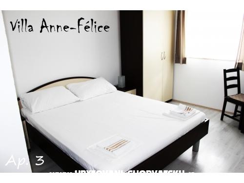 Villa Anne - Félice - Makarska Croazia