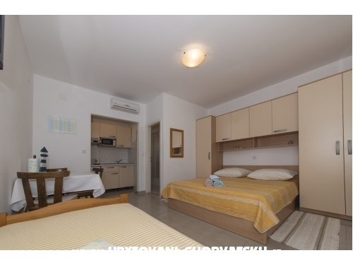 Appartements Villa Be�ker - Makarska Croatie