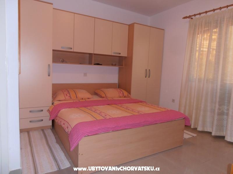 Apartmanok Villa Be�ker - Makarska Horv�torsz�g