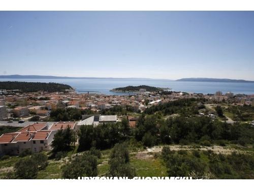Villa Ra�i� - Makarska Хорватия