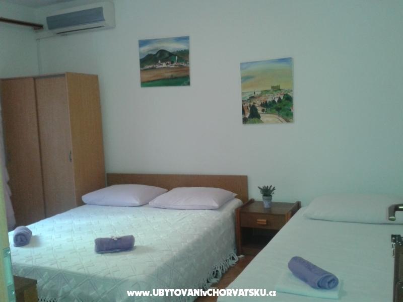 Villa Urli� - Makarska Chorvatsko