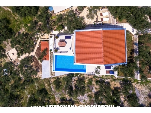 Villa with private Pool - Makarska Chorvatsko