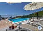 Villa with private Pool - Makarska Chorvatsko