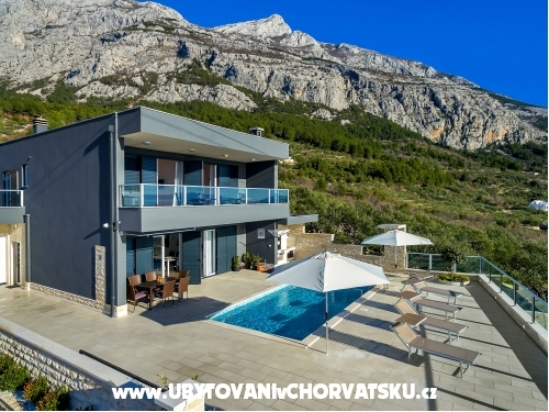 Villa with private Pool - Makarska Hrvaška