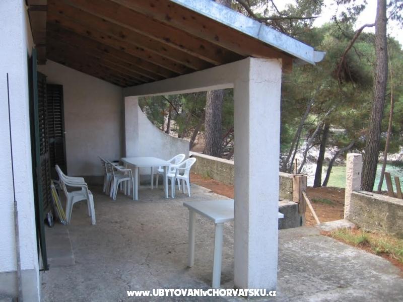 Apartm�n Porta �e�ula - Mali Lo�inj Chorvatsko