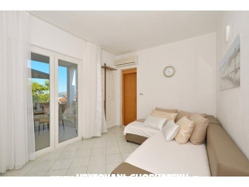 Appartement Botić - Marina – Trogir Croatie
