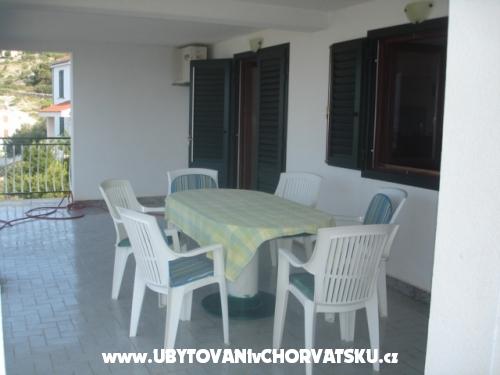 Appartement Sevid - Marina – Trogir Croatie