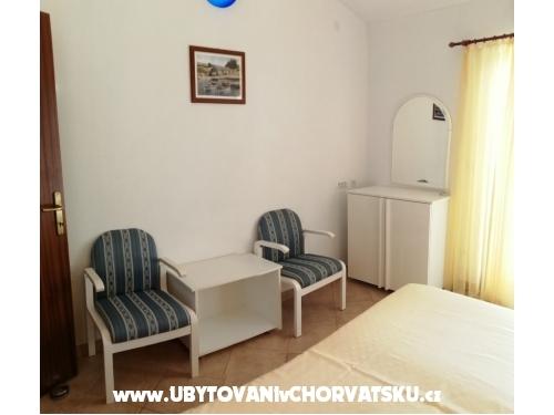Apartmány Adria -Sevid - Marina – Trogir Chorvátsko
