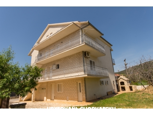 Apartmány Aqua - Marina – Trogir Chorvátsko