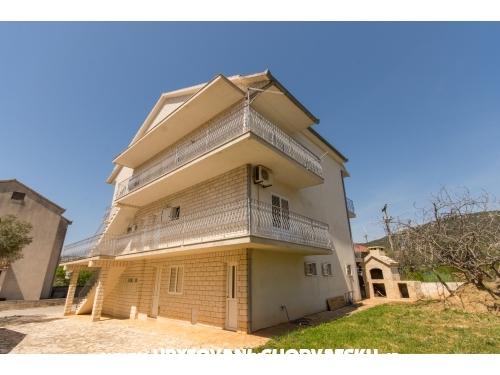 Apartmány Aqua - Marina – Trogir Chorvatsko