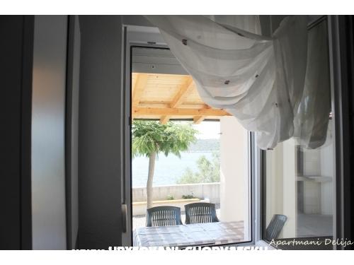 Apartmány Delija - Marina – Trogir Chorvátsko