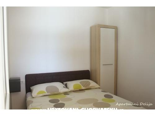 Appartements Delija - Marina – Trogir Croatie