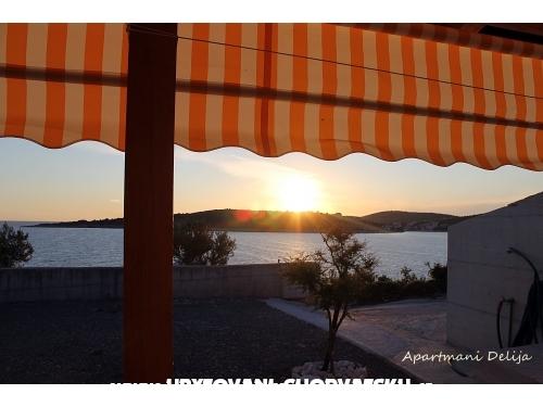 Apartmanok Delija - Marina – Trogir Horvátország