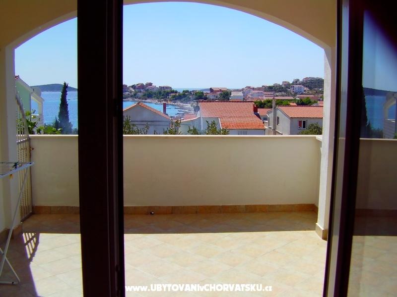 Apartmány Dinka - Marina – Trogir Chorvatsko