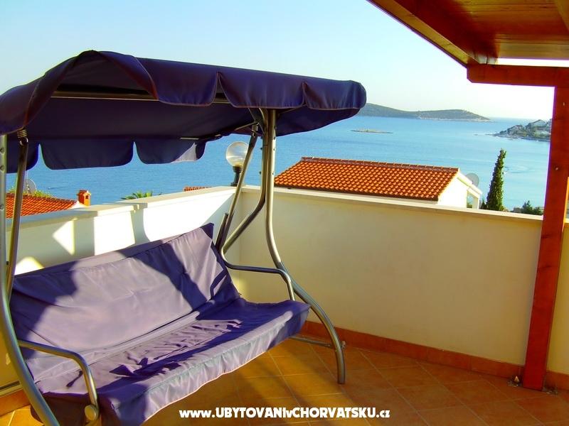 Appartements Dinka - Marina � Trogir Kroatien