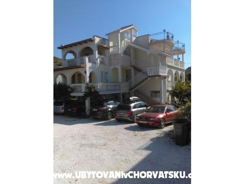 Apartm�ny Hasi� - Marina � Trogir Chorv�tsko