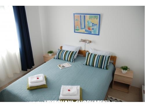Apartmanok Isabella - Marina – Trogir Horvátország