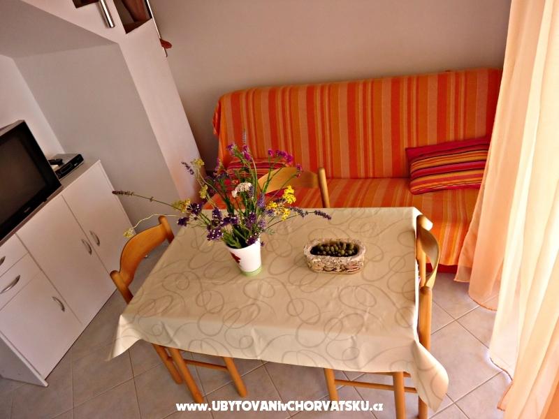 Apartmány Kaktus - Marina – Trogir Chorvatsko