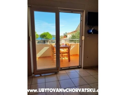 Appartements Marko Sevid - Marina – Trogir Croatie